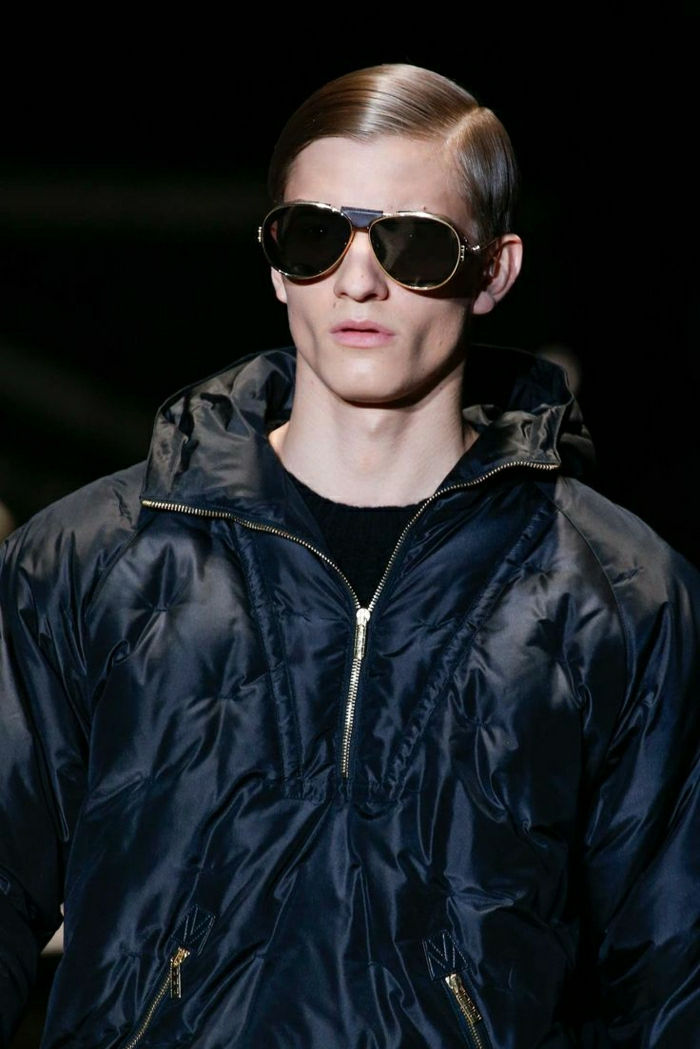 2015 Versace collection Sunglasses Men