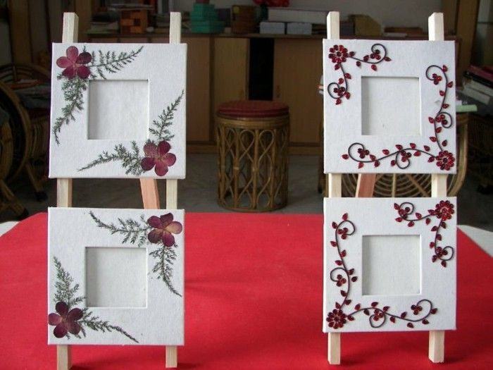 Picture Frame itself-tinker-with Ornament