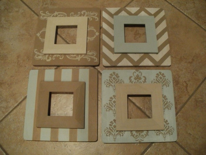 Picture Frame itself-tinker-with-different patterns