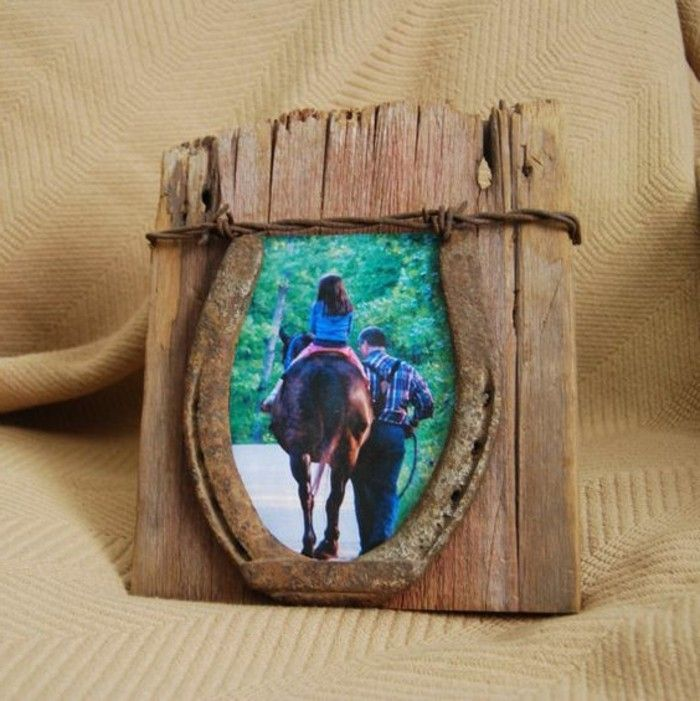 Picture Frame itself-build-from-wood