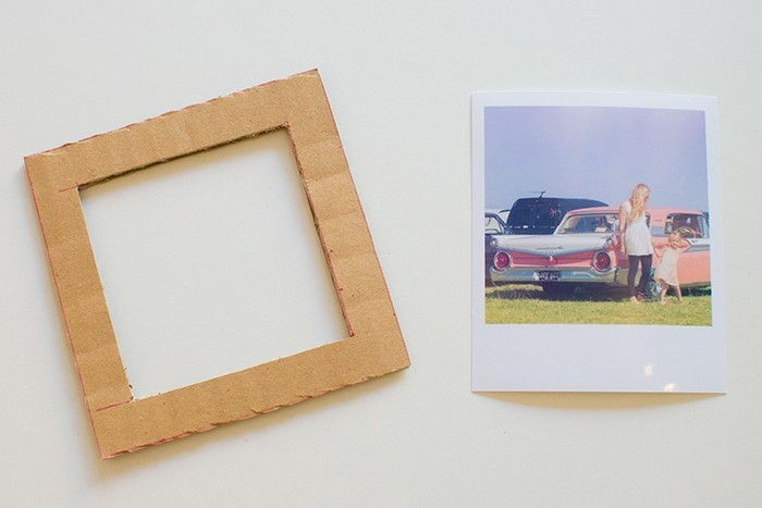Picture Frame itself-make-out-box