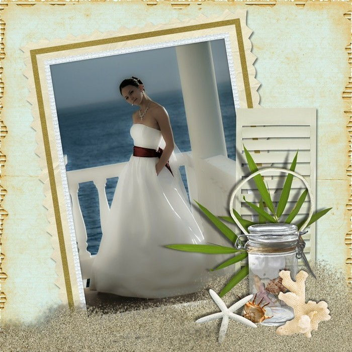 Picture Frame itself-make-for-the-wedding