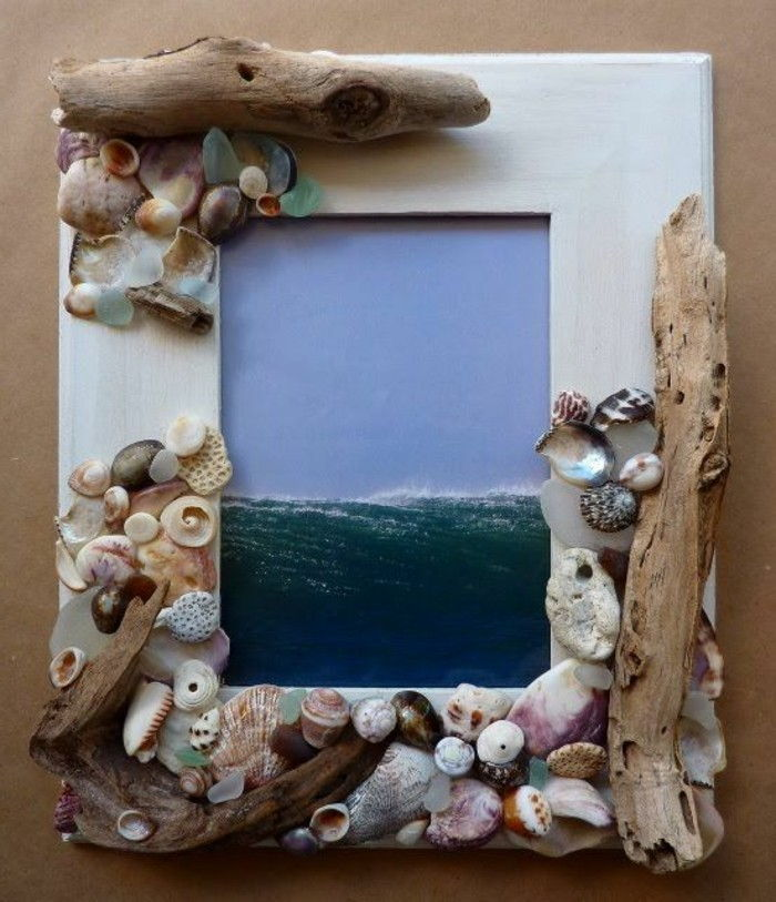 Picture Frame itself-make-maritime-frame