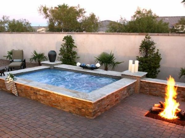 The Garden with-a-cool-whirlpool gestalten-