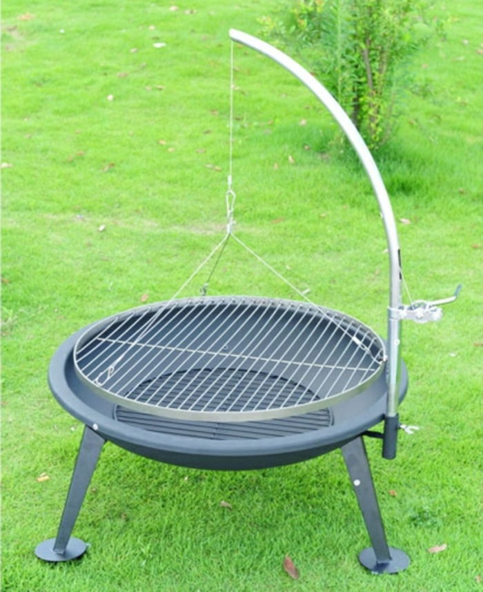 Fire bowl-with-barbecue-green-resized
