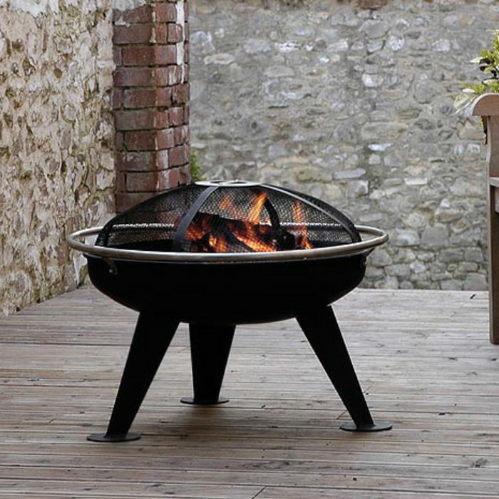 Fire bowl-with-grill-urban