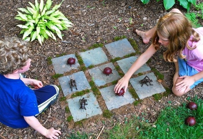 Landscaping Ideas-for-children-A-exceptional broadcasting
