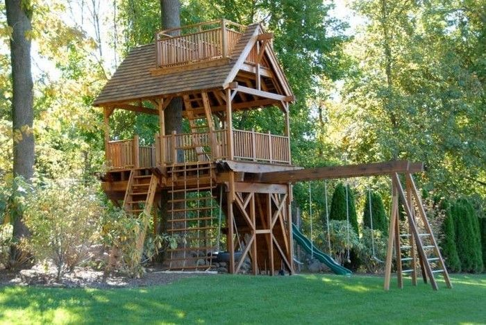 Landscaping Ideas-for-children-A-Cool equipment