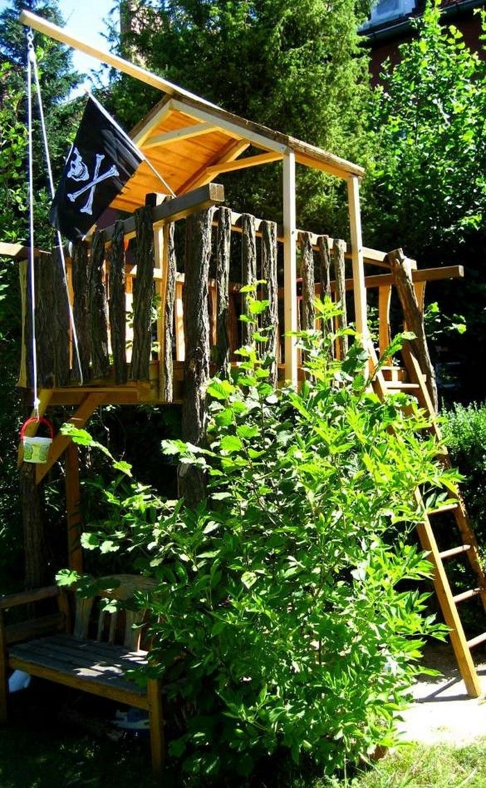 Landscaping Ideas-for-kids-a-super-decoration