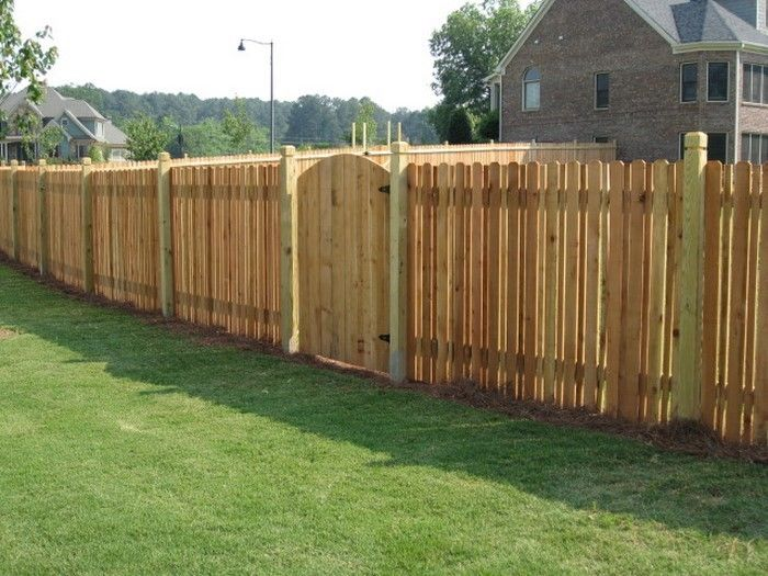 Fence-privacy-on creative design