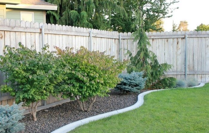 Fence-privacy-A-modern design