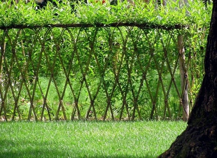 Fence-privacy-A-exceptional atmosphere