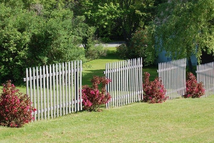 Fence-privacy-A-cool atmosphere
