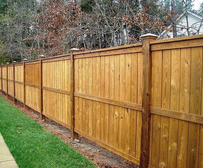 Fence-privacy-A-modern atmosphere