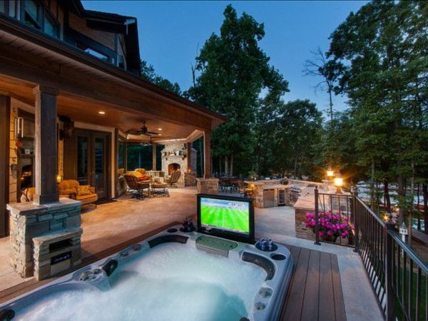 Design ideas-for-the-perfect-garden-with-a-jacuzzi-