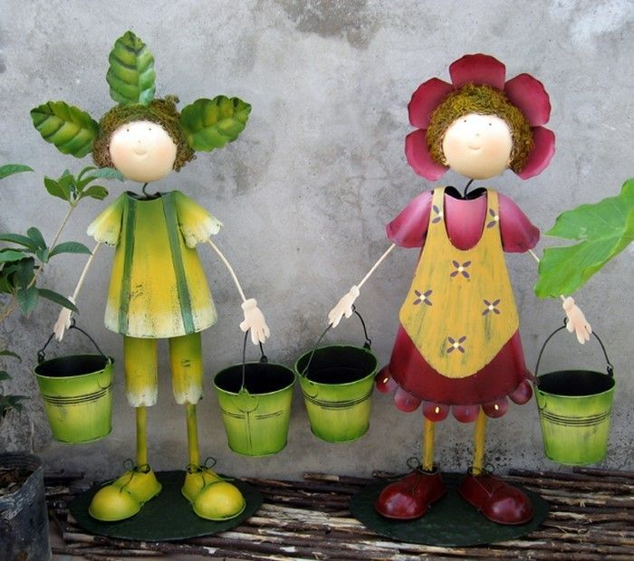 Funny-garden figures-a-great-Exterior