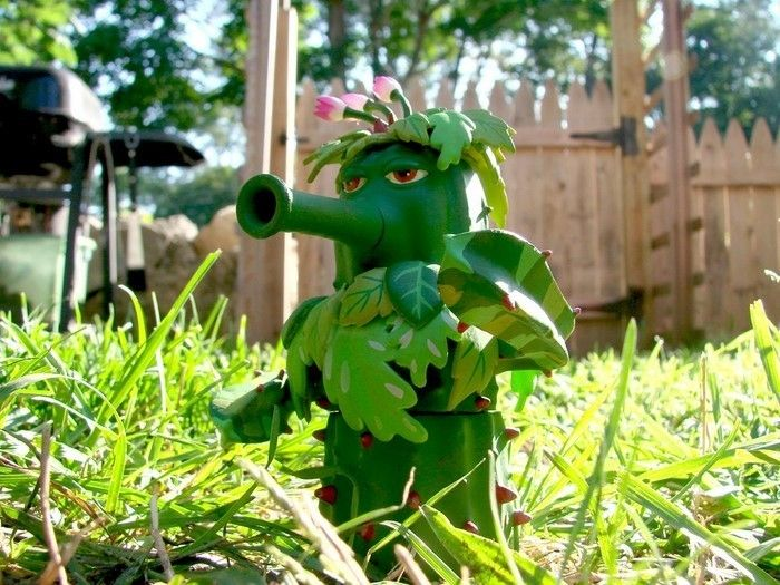 Funny-garden figures-A-creative equipment