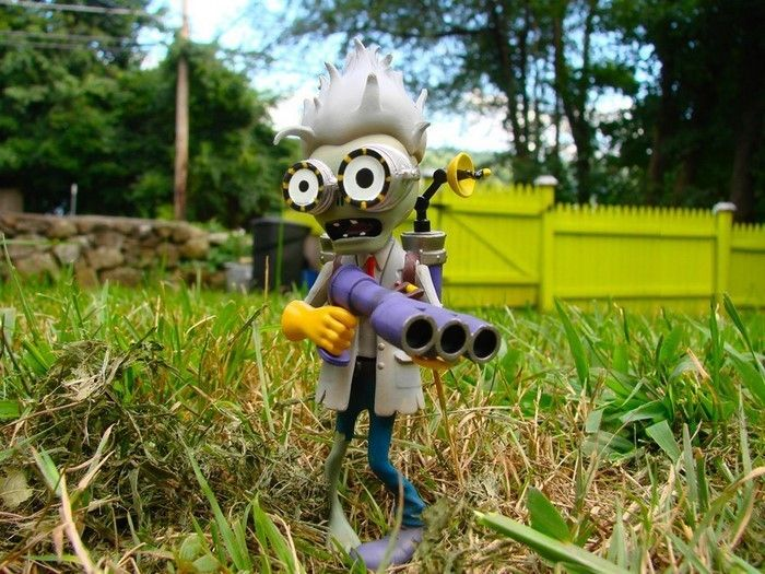 Funny-garden figures-a-super-facilities