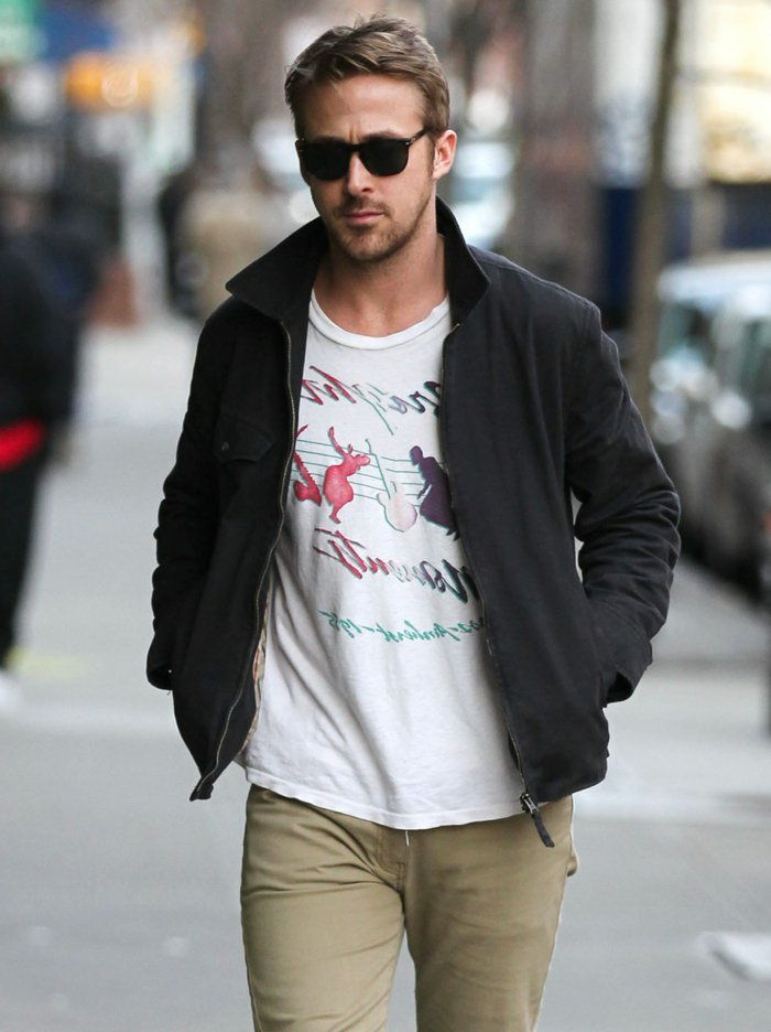 Ryan Gosling Hipster Glasses-menswear