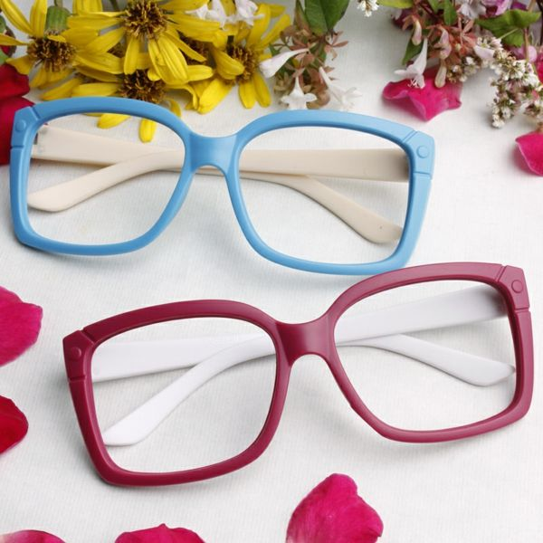 Scrub multicolour-glasses-non-mainstream-oversized-font-b-eyeglasses-b-font-font-b-frame-b-font