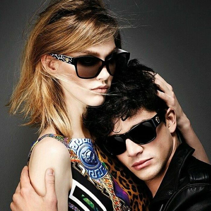 Versace Sunglasses Women Men