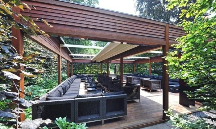 attractive-interesting-pergola-of-wood-modern-design