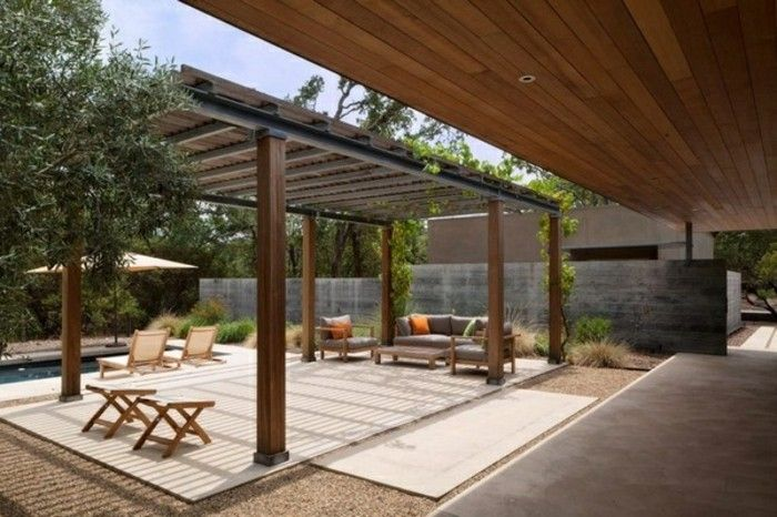 attractive design-pergola-of-wood-beautiful-design