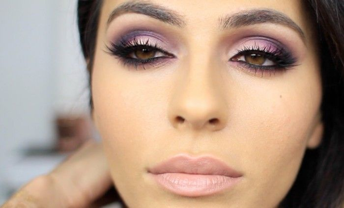 eyes-really-make-up-subtle-eyeshadow-in-pink-and-purple-full-pink-lips