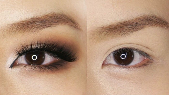 eyes-really-make-up-elegant-makeup-before-and-the-make-up-big-to-difference