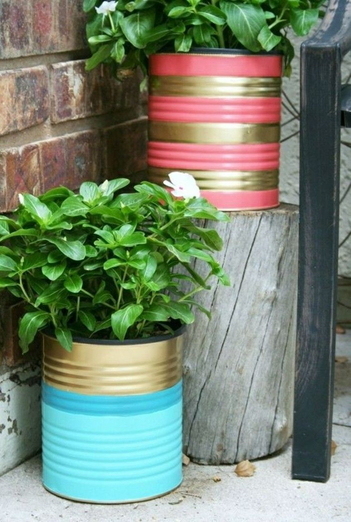 cool-things-tinker-Pots-green-plant-wood-garden-diy-can-Stud