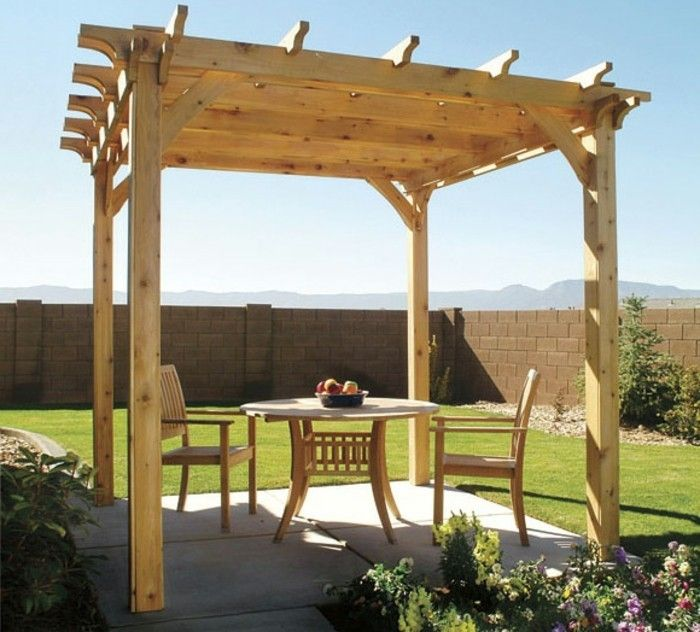 effect full-model-pergola-of-wood-attractive-exterior design