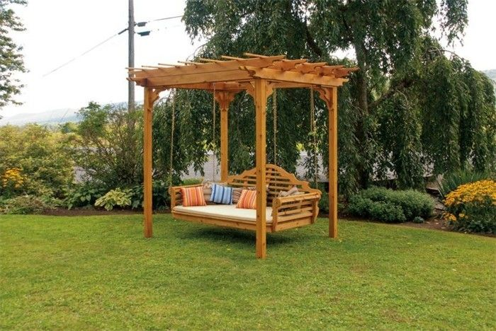 large-backyard-attractive-model-pergola-from-wood