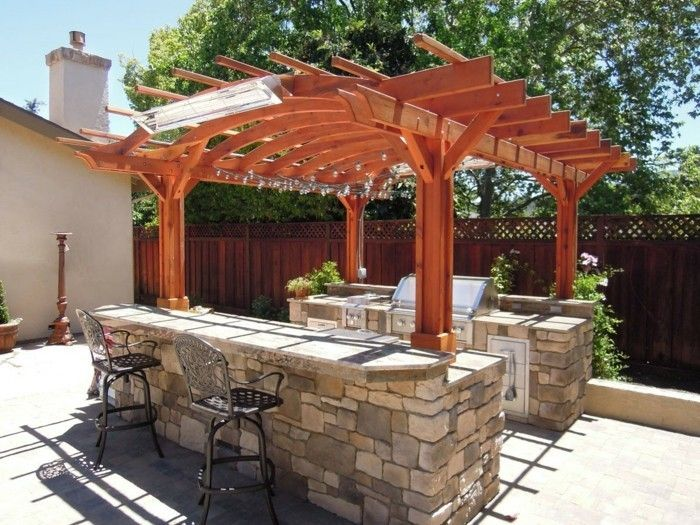 interesting-model-pergola-of-wood-beautiful-equipment