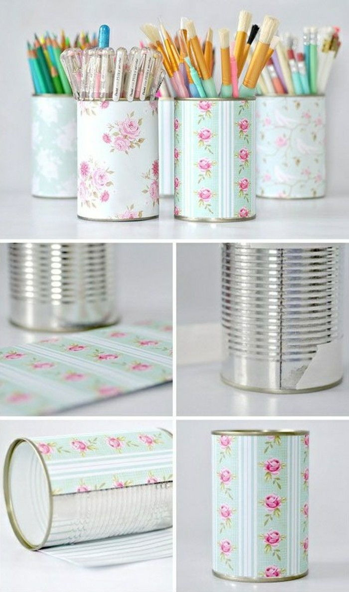 creative-tinker-cans-making with papier-decorate--stifstehalter-yourself-