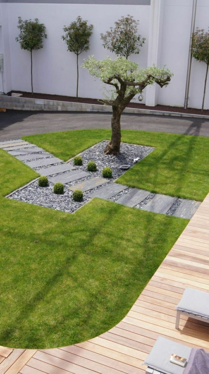 modern-landscaping-gardening art-art lawn-and-tree