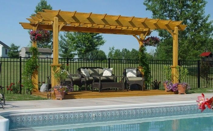 Modern-beautiful-pergola-of-wood-super-fresh-photo