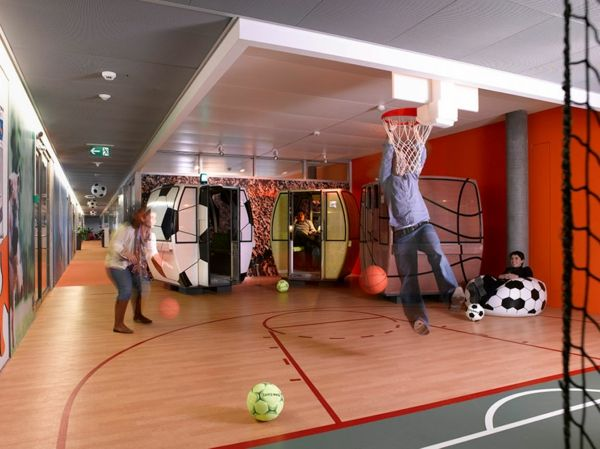 original-office-hall-for-sport - basketball