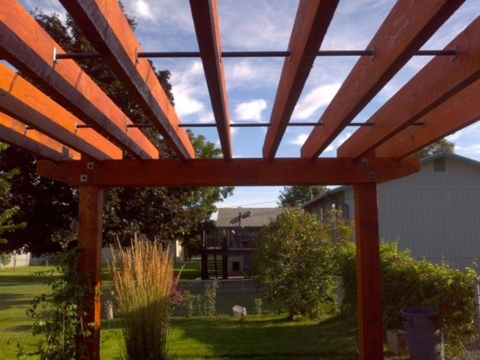 pergola-interesting-and-modern-built out-wood