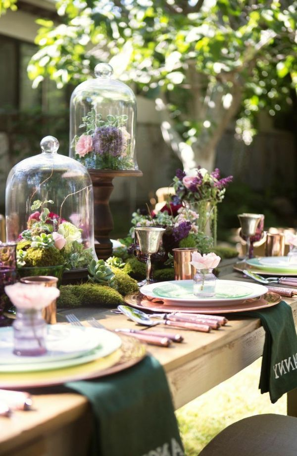 beautiful-and-original-tischdeko_für-the-party-in-garden