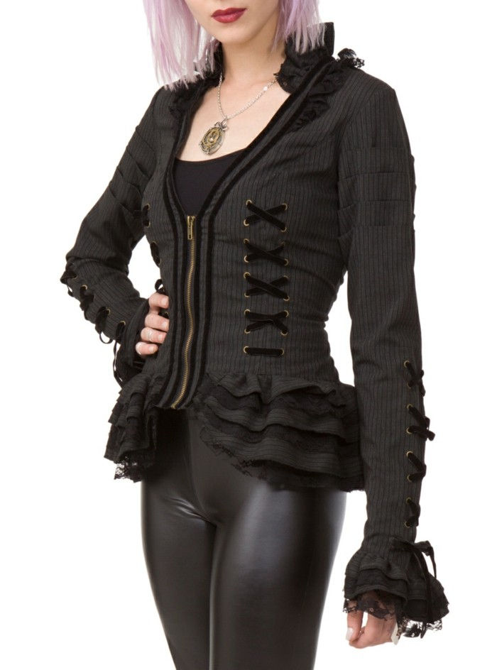 black-steampunk-hose-made leather