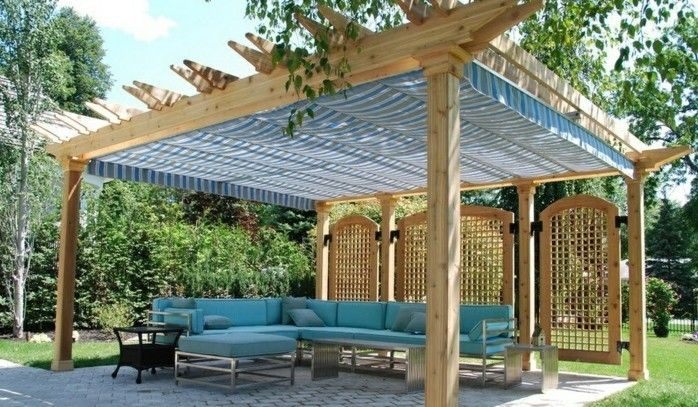 very-large-and-attractive-pergola-of-wood-in-garden