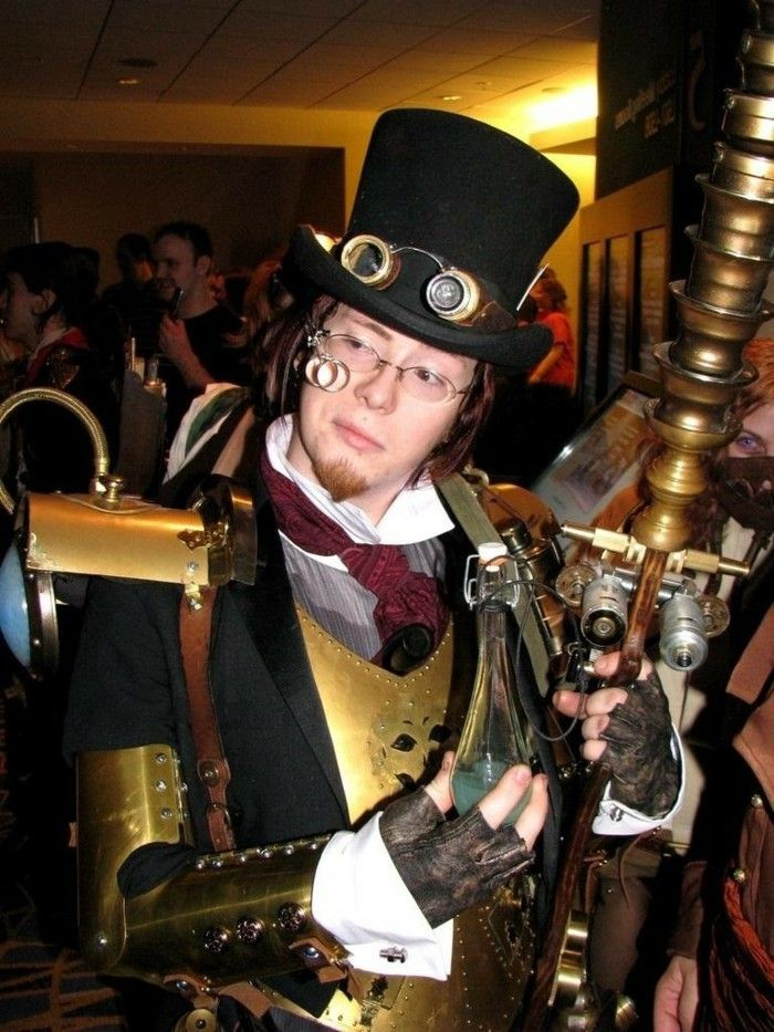 steampunk-glasses-and-steampunk-hat-and-red-tie