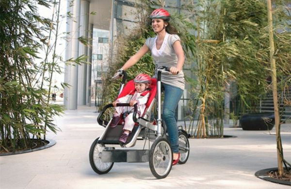 super-photo-of-a-modern-design-by-stroller-a-mom-and-a-little-kid