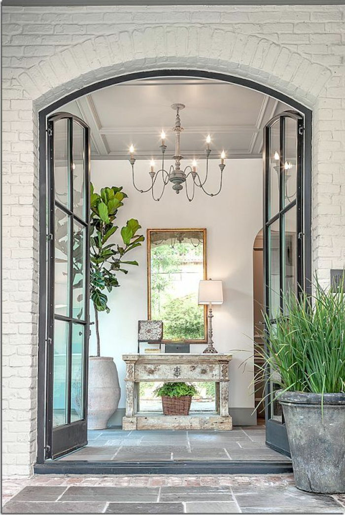 terrace design ideas to remove beautiful glass doors lead to the terrace lamp