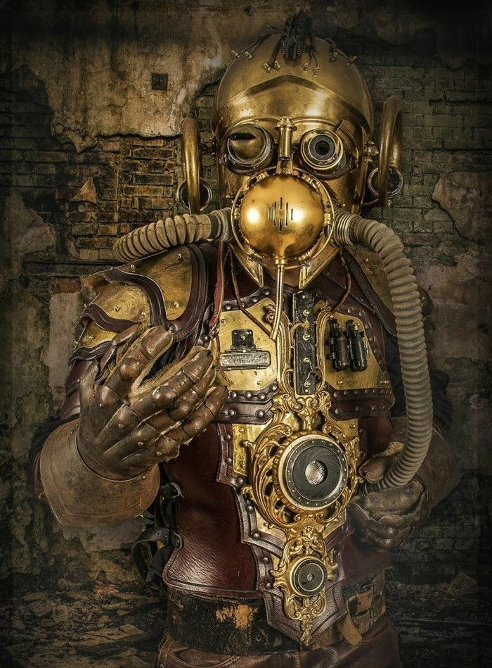 great-looking-steampunk-clothes-with-golden-elements