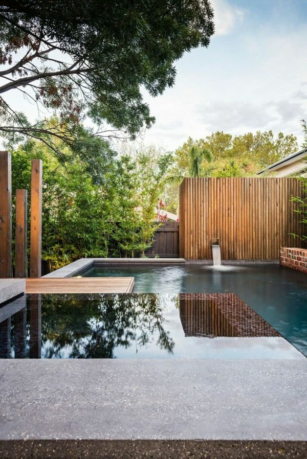great ideas-for-the-design-a-perfect-garden-with-a-Jacuzzi - modern