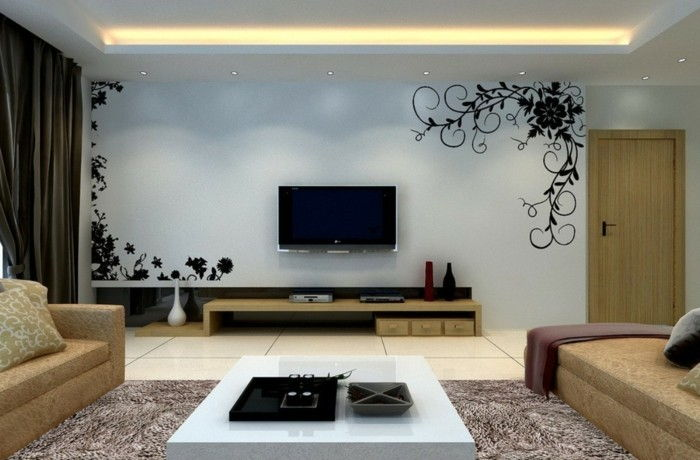 tv-wall-own-build-a-ideas-for-luxury theme-TV-wall-own-build