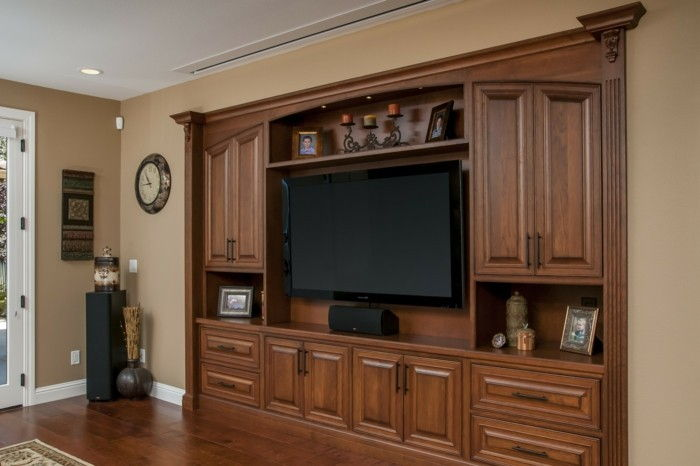 tv-wall-own-build-nice-looking luxury-TV-wall-own-build