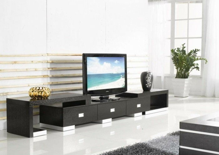 tv-wall-own-build-nice-looking TV-wall-self-build