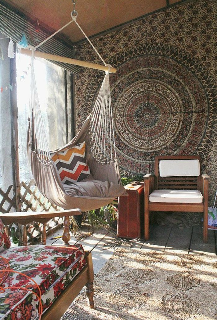 porch-swing-exotic-design-attractive-wall